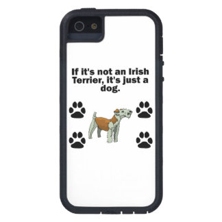 Si no es Terrier irlandés iPhone 5 Fundas