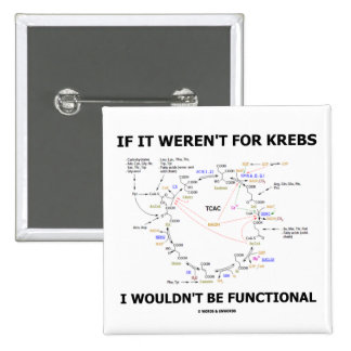 Si no estuviera para Krebs no sería funcional Pin