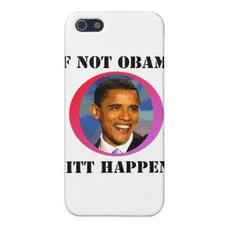 Si no Obama iPhone 5 Coberturas