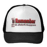 Si no puedo recordar gorras de camionero