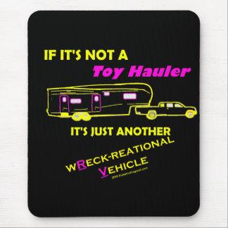 ¿Si no un transportista del juguete? Tapete De Ratón
