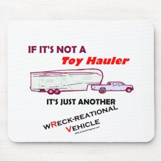 ¿Si no un transportista del juguete? Tapete De Ratones