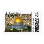 Si olvido thee, O Jerusalén
