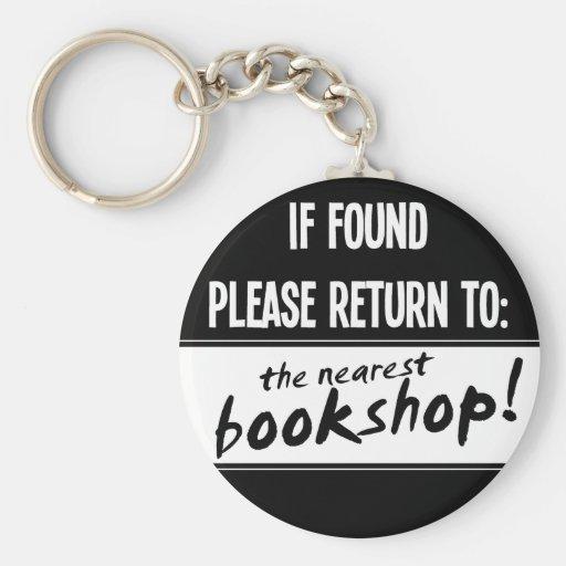 Si por favor encontrada vuelta a la librería más c llavero redondo tipo pin