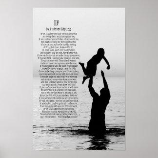 Si por Rudyard Kipling 11 x 17 Posters