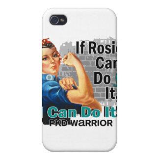 Si Rosie puede hacerlo guerrero de PKD iPhone 4/4S Funda