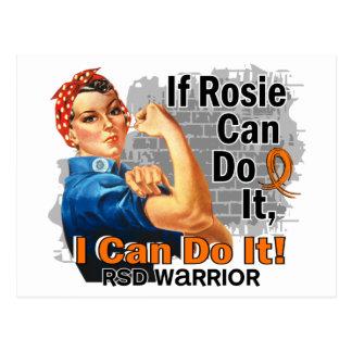 Si Rosie puede hacerlo guerrero de RSD Postal