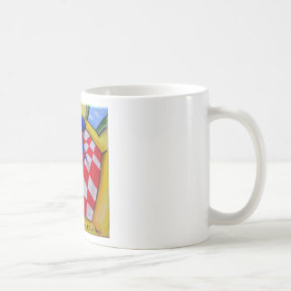 Si sabía donde usted está taza de café