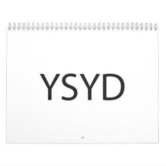 Sí, seguro usted Do.ai Calendarios De Pared