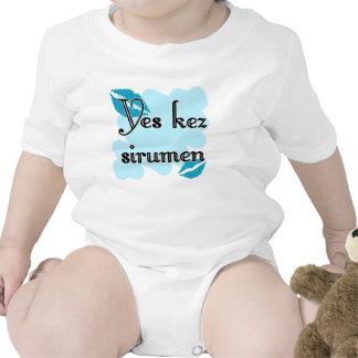 Sí sirumen del kez - armenio - te amo camisetas