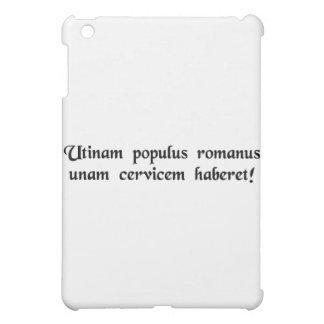 ¡Si solamente la gente romana tenía un cuello!