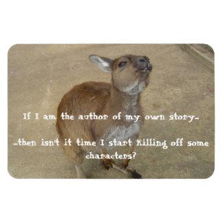 Si soy el autor de mi propia historia…. imanes flexibles