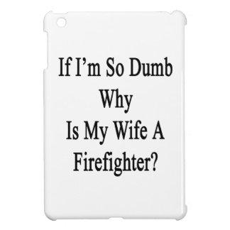 Si soy tan mudo porqué está mi esposa al bombero