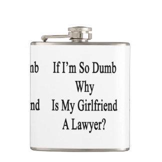 Si soy tan mudo porqué está mi novia al abogado