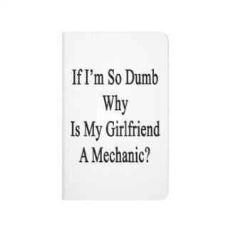 Si soy tan mudo porqué está mi novia al mecánico cuaderno grapado