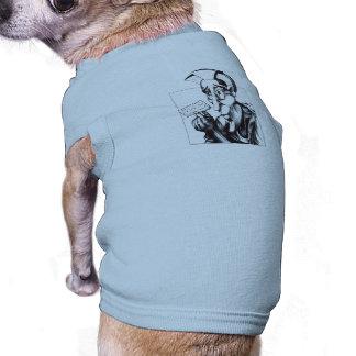 Sí, tengo gusto como usted camiseta de perrito