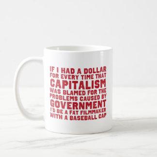 Si tenía una taza del dólar