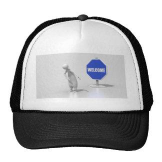 Si Trucker Hat