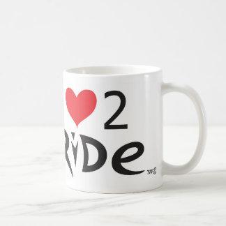 ¡SI USTED AMA MONTAR!!!! ¡Deje el mundo!!!!!!! Taza De Café