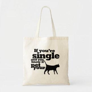 Si usted es solo y usted lo sabe mascota su gato bolsa tela barata