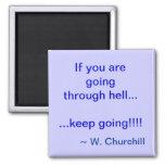 Si usted está pasando a través del imán del infier