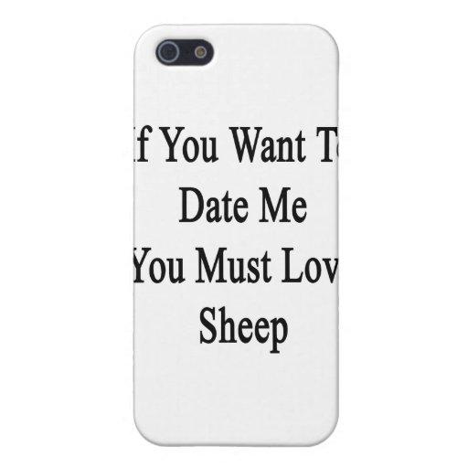 Si usted me quiere hasta la fecha usted debe amar  iPhone 5 cobertura