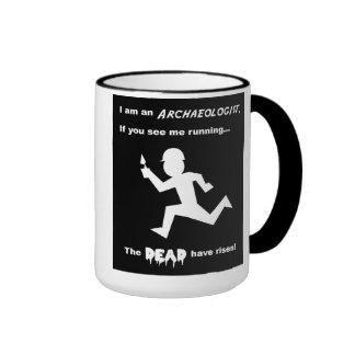 Si usted me ve corriente asaltar taza de café