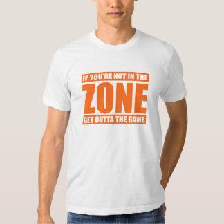 Si usted no está en la zona consiga a Outta el Camisas