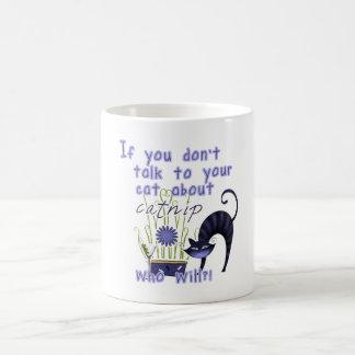 si usted no habla taza de café