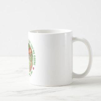 SI USTED NO HACE DONDE USTED VA, CUALQUIER TAZA DE CAFÉ