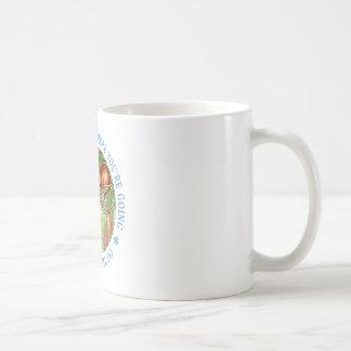 Si usted no sabe adónde usted va, cualquier taza