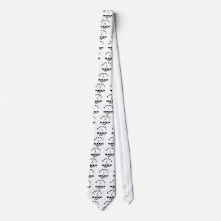 Si usted no tiene gusto bajo váyase corbata personalizada