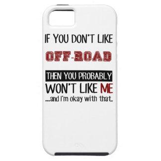 Si usted no tiene gusto campo a través refresqúese iPhone 5 carcasas