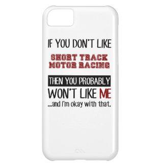Si usted no tiene gusto corto siga competir con funda para iPhone 5C