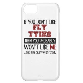 Si usted no tiene gusto de atar de la mosca fresco funda para iPhone 5C