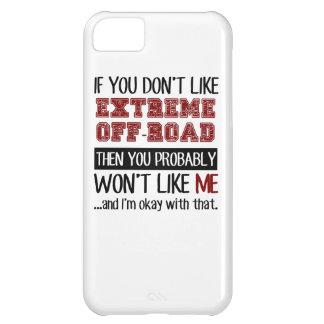 Si usted no tiene gusto de campo a través extremo funda para iPhone 5C