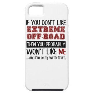 Si usted no tiene gusto de campo a través extremo iPhone 5 funda