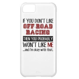 Si usted no tiene gusto de competir con campo a funda para iPhone 5C