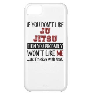 Si usted no tiene gusto de Ju Jitsu fresco Funda iPhone 5C
