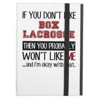 Si usted no tiene gusto de la caja LaCrosse fresca