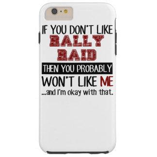 Si usted no tiene gusto de la incursión de la funda de iPhone 6 plus tough
