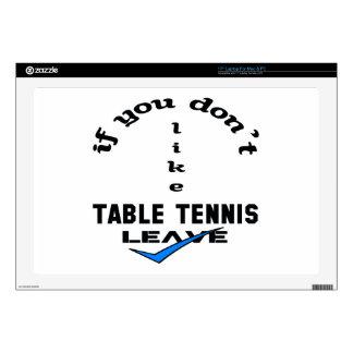 Si usted no tiene gusto de licencia de los tenis skins para 43,2cm portátil