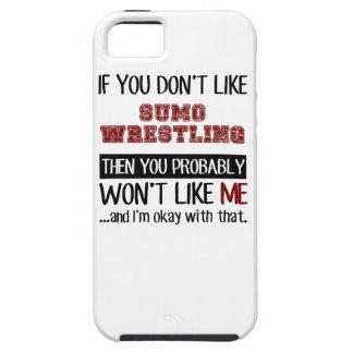 Si usted no tiene gusto de lucha de sumo fresca iPhone 5 carcasa