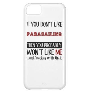 Si usted no tiene gusto de Parasailing fresco Carcasa iPhone 5C