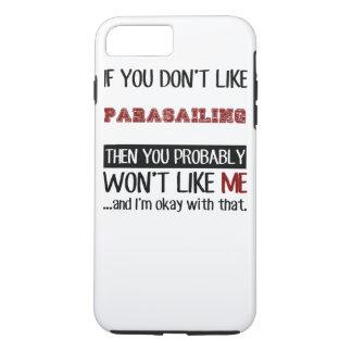 Si usted no tiene gusto de Parasailing fresco Funda iPhone 7 Plus