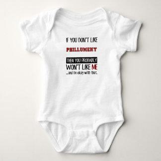 Si usted no tiene gusto de Phillumeny fresco Body Para Bebé