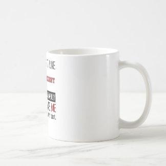 Si usted no tiene gusto del pisapapeles fresco taza clásica