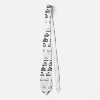 Si usted puede leer esto entonces usted está camin corbatas personalizadas