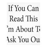 Si usted puede leer esto que estoy a punto de preg tarjetón