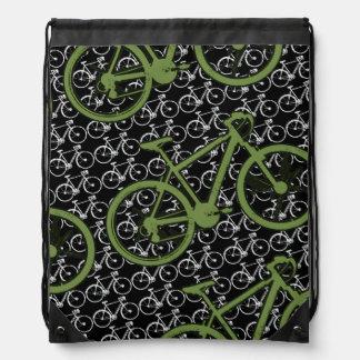 si usted tiene gusto de las bicis mochilas